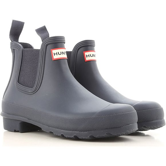 NEW Hunter Original Waterproof Chelsea Rain Boots